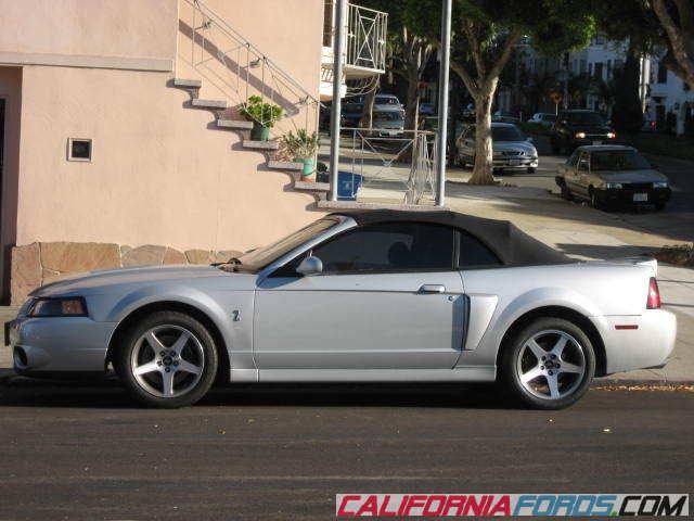 2004 Cobra Convertible
