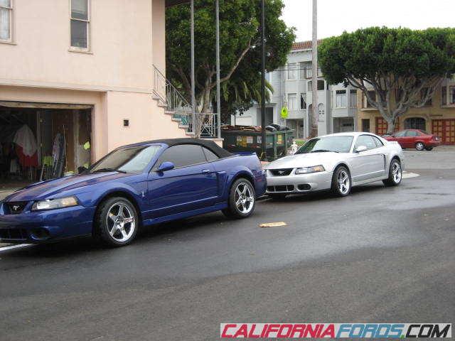 Silver & Sonic Blue Cobra